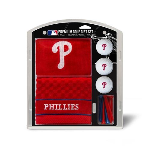 Philadelphia Phillies Embroidered Towel Gift Set