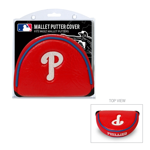 Philadelphia Phillies Mallet Putter Cover