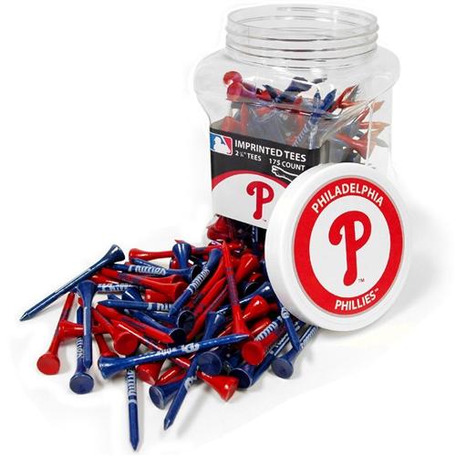 Philadelphia Phillies 175 Tee Jar