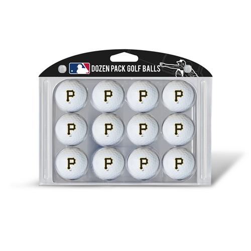 Pittsburgh Pirates Dozen Ball Pack
