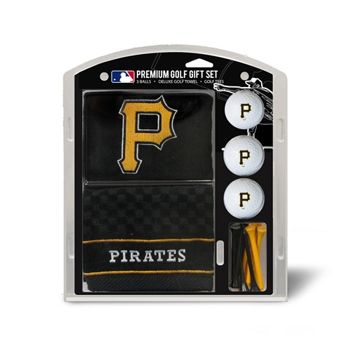Pittsburgh Pirates Embroidered Towel Gift Set