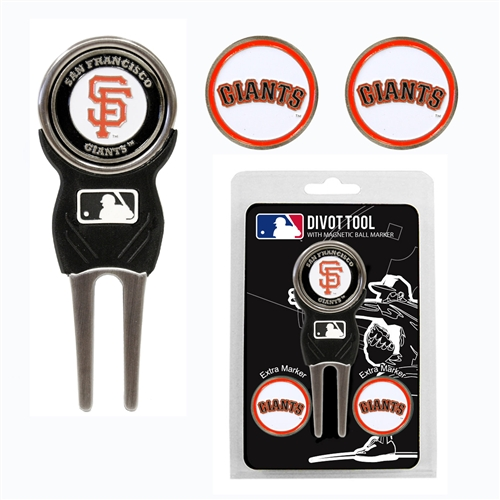 San Francisco Giants Divot Tool Pack