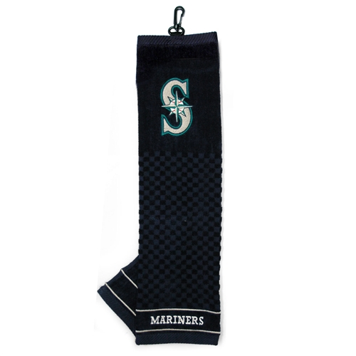 Seattle Mariners Embroidered Towel