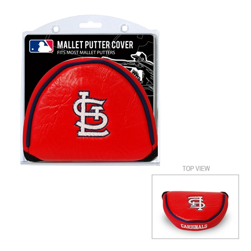 St Louis Cardinals Mallet Putter Cover
