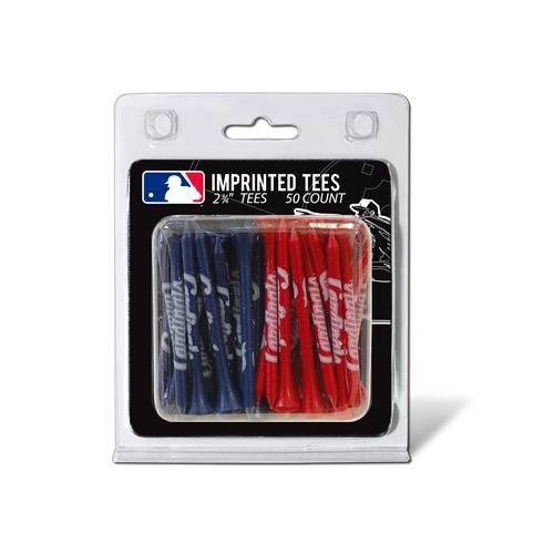 St Louis Cardinals 50 Tee Pack