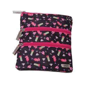 19TH Hole 3 Zip Bag
