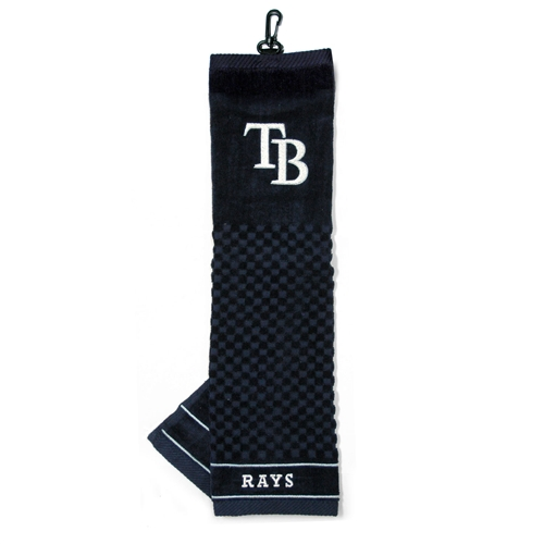 Tampa Bay Rays Embroidered Towel