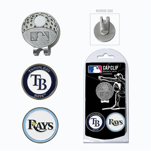 Tampa Bay Rays Cap Clip