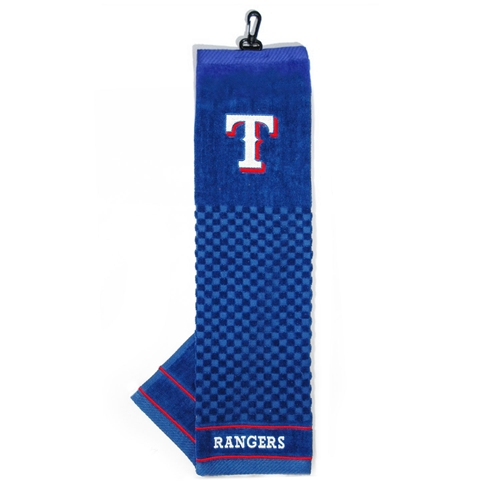 Texas Rangers Embroidered Towel