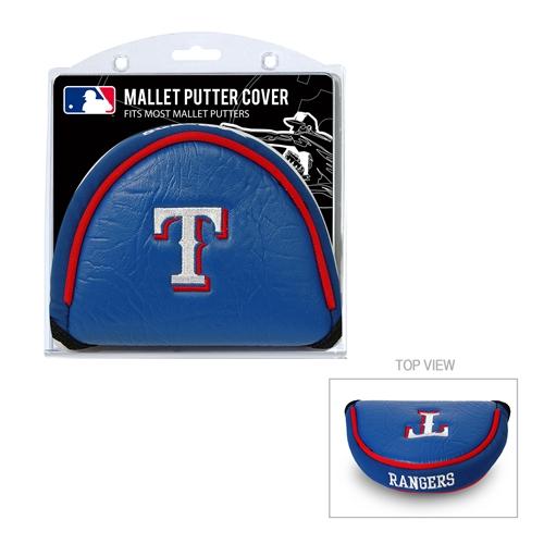 Texas Rangers Mallet Putter Cover