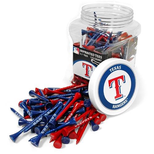 Texas Rangers 175 Tee Jar