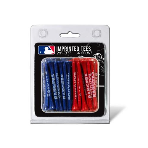 Texas Rangers 50 Tee Pack