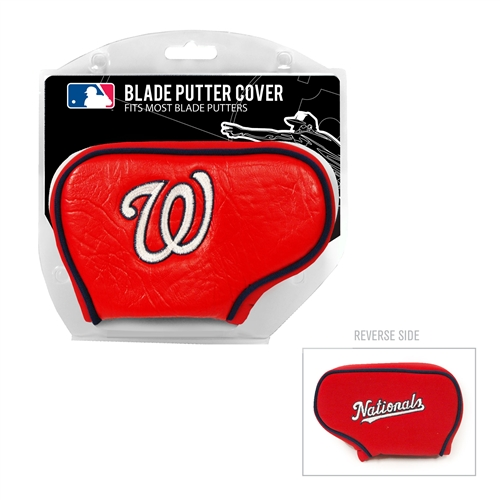 Washington Nationals Blade Putter Cover