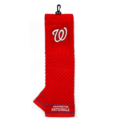 Washington Nationals Embroidered Towel