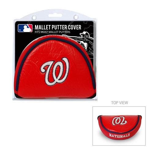Washington Nationals Mallet Putter Cover