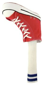 Red Sneaker Golf Headcover