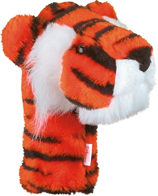 daphne's tiger hybrid golf headcover