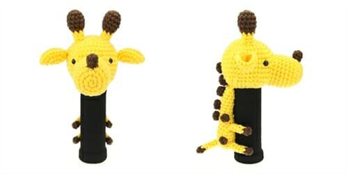 AmiFairway - Giraffe Headcover - Yellow