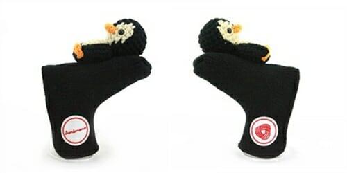 AmiPutter - Penguin - Black / Beige
