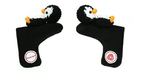 AmiPutter - Penguin - Black / White