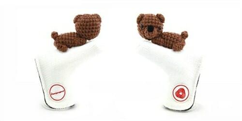 AmiPutter - Bear - White / Brown