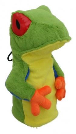 Green Frog Hybrid