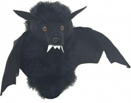daphne's bat hybrid golf headcover