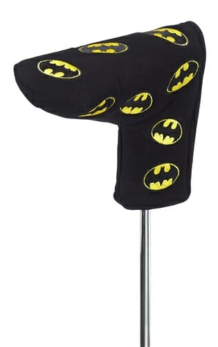 Batman Emblem Putter Cover