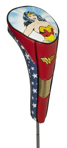 Wonder Woman Performance Golf Headcover