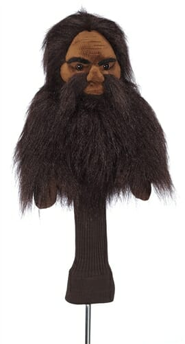 creative covers sasquatch golf headcover