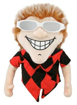 Cool Guy Eddie Golf Headcover