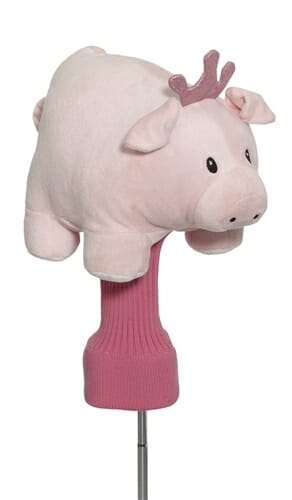 Pippa the Pig Head Cover