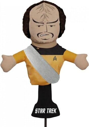 creative covers klingon golf headcover