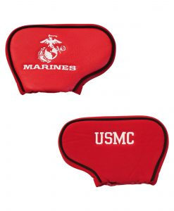 team golf us marines blade putter golf headcover