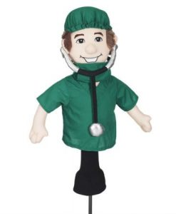 Doctor Golf Headcover