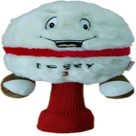 Bogey Ballton Golf Headcover