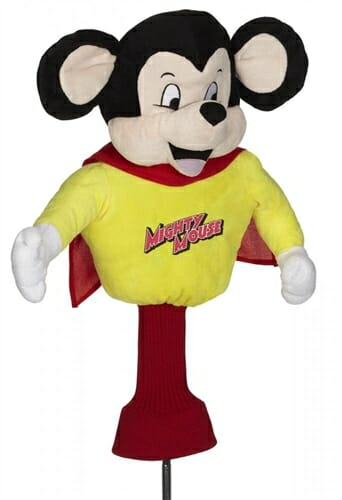 creative covers mighty mouse golf headcover