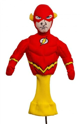 creative covers the flash golf headcover