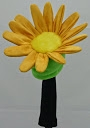 daphne's yellow daisy golf headcover
