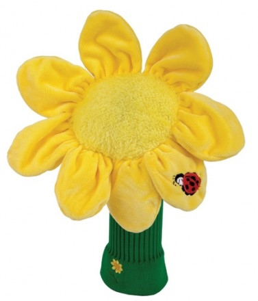 Sunflower Golf Headcover
