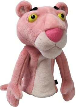 Pink Panther Golf Headcover