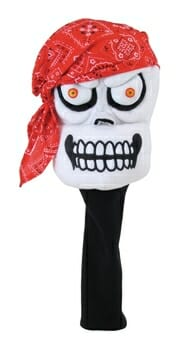 Skull Golf Headcover