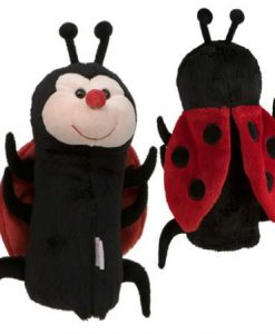Lady bug Hybrid Golf Headcover