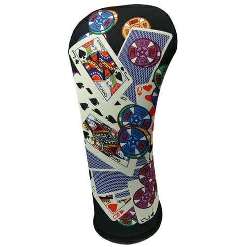 beejo's all in driver golf headcover