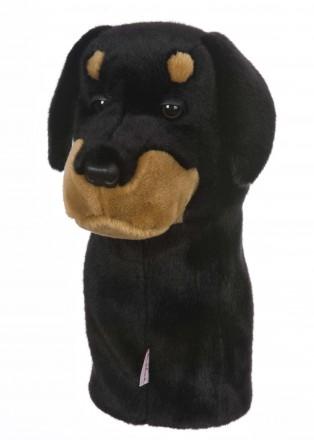 Daphne's Rottweiler Golf Headcover
