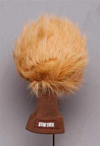 creative covers tribble golf headcover