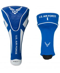 team golf us air force driver golf headcover