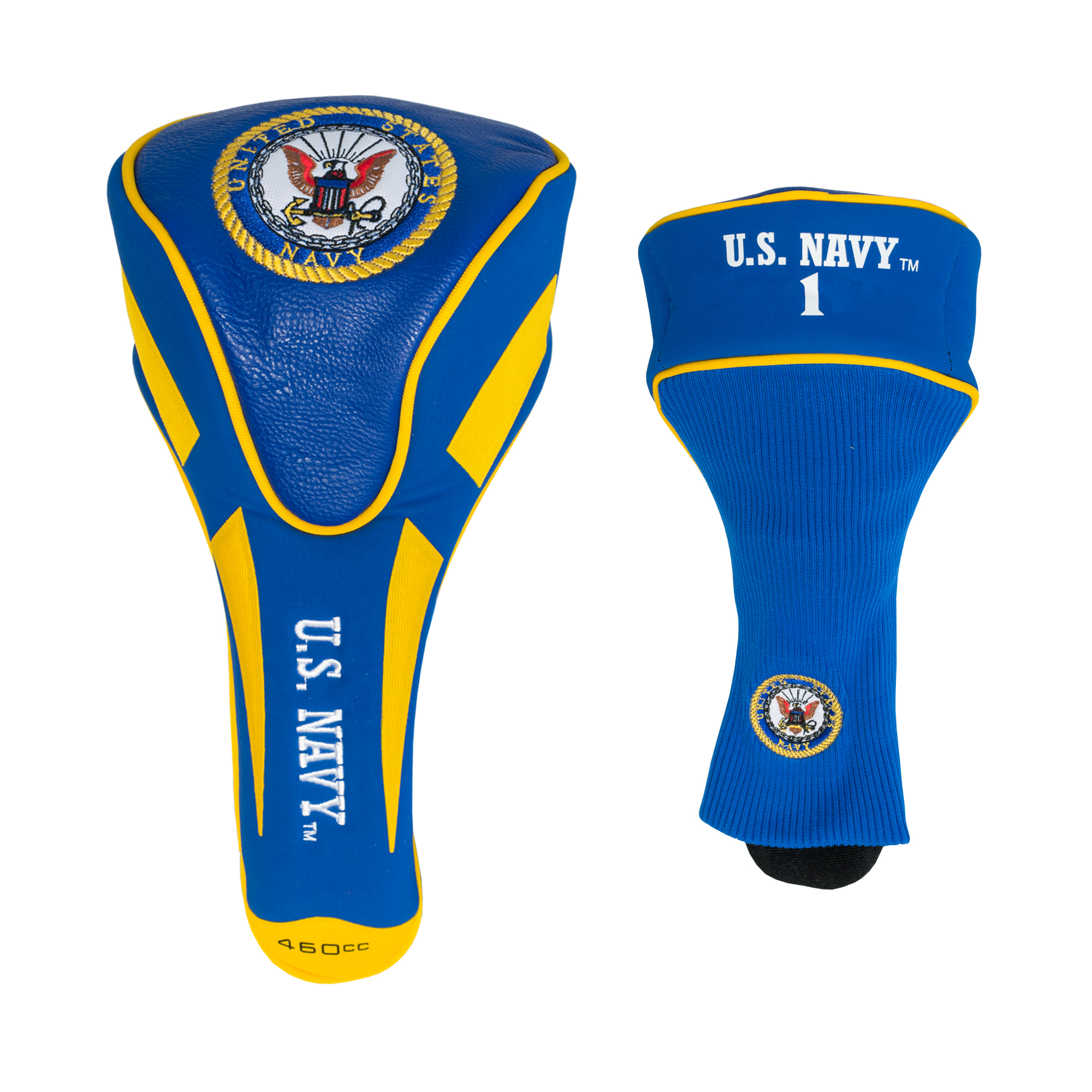 Us Navy Driver Golf Headcover Us Navy Headcover