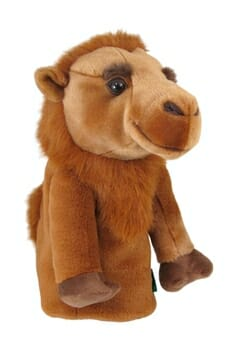 Camel Golf Headcover