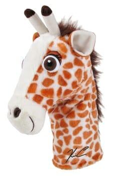 Kevin Chappell Giraffe Golf Headcover